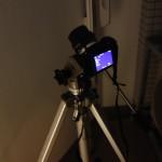 NEX-5Tでタイムラプス動画を撮ろう(おためし編)