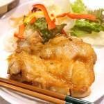 美味くて簡単、鶏の照り焼きを作ろう