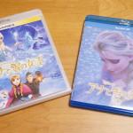 いよいよ発売、アナと雪の女王 ブルーレイ