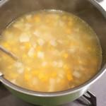 残り物でOK、コンソメスープを作ろう