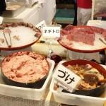 お腹いっぱい刺身を食べよう たいこ茶屋