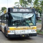 ハワイへ行こう 移動に便利な The Bus