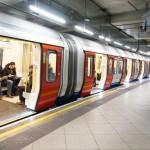 イギリスの地下鉄の乗り方