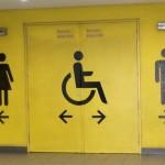 焦った!イギリスのトイレ事情