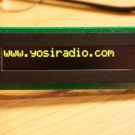 Arduinoで有機ELキャラクタディスプレイを使おう