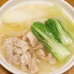 あっという間にできる・食べる中華スープを作ろう
