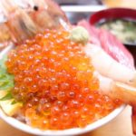 小樽駅チカでコスパ最強の海鮮丼を